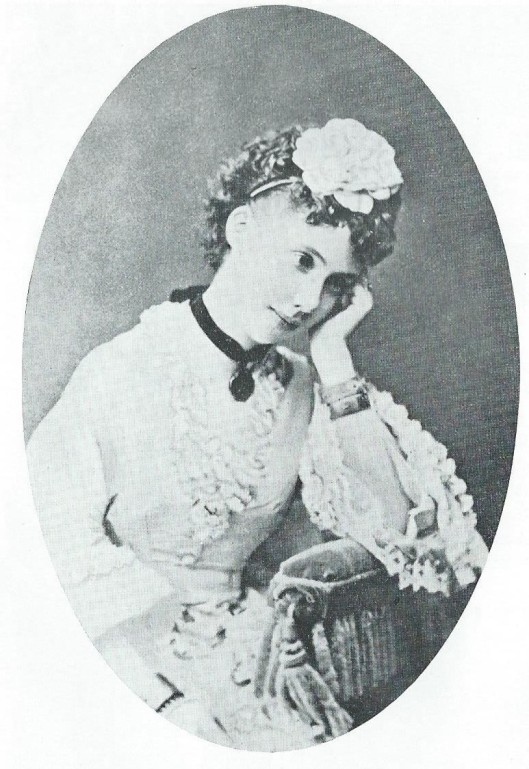 Mathilde Gräfin Zu Spaur-Barones Van Verschuer (Venetië, 1870)