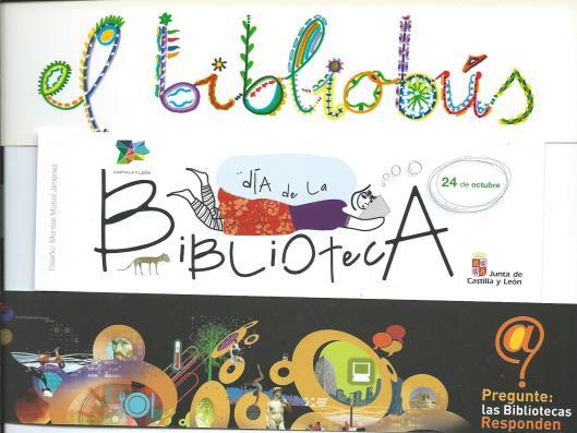 Bookmarks: Bibliotecas de Castilla y Leon (Espagne)