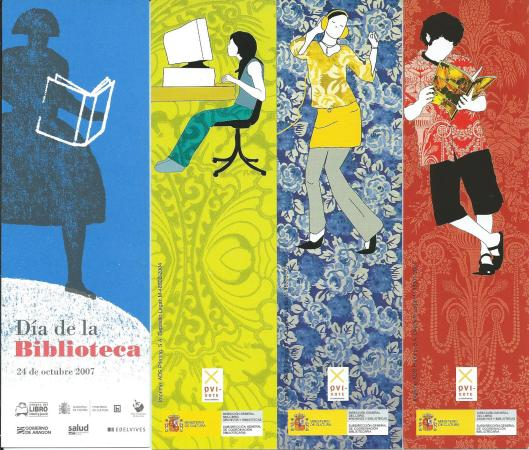 Biblioteca Publica Ven, Mira, Escucha, Navagee, Lee (Spain)