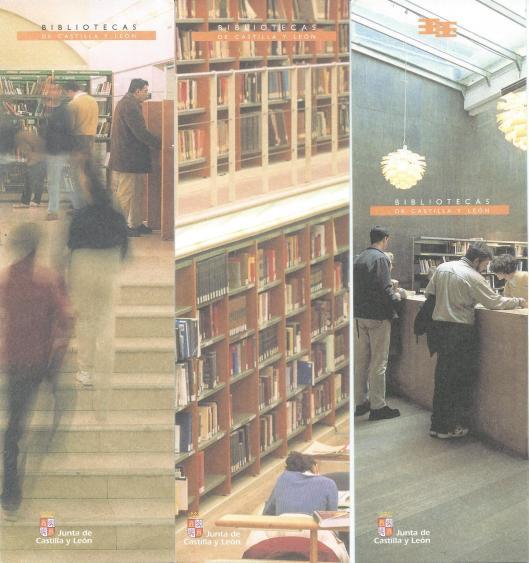 Boopkmarks: Bibliotecas de Castilla y Leon (Espagne)