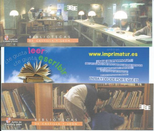 Bibliotecas de Castilla y Leon (Espagne)