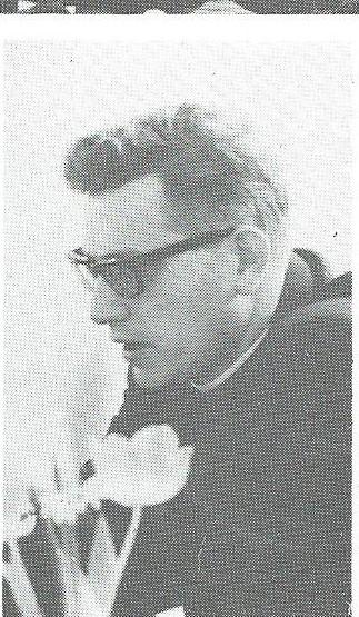 Pastor J.Schut (1965-1975), vertrokken wegens benoeming tot deservitor van de parochie van de HH.Petrus en Paulus in Haarlem-Noord