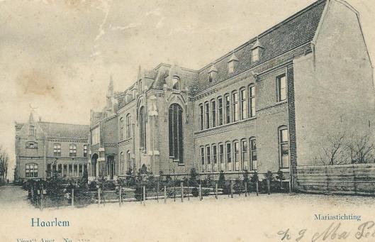 Mariastichting Haarlem