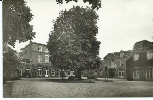 Paviljoen 'Sarepta' in Haarlem