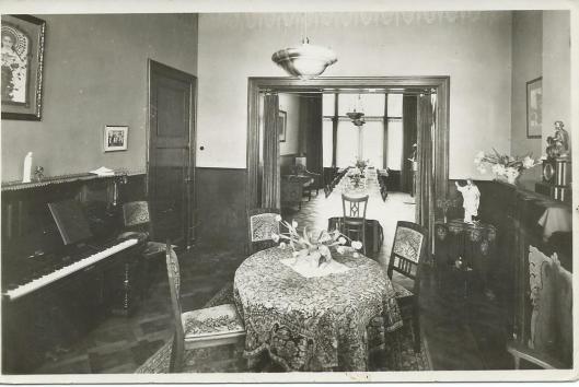 Mariastichting Haarlem: verpleegsterkamer