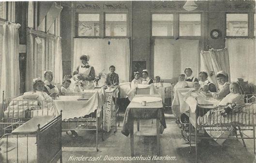 Diaconessenhuis Haarlem: kinderzaal