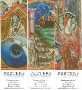 Boekenleggers Peeters Leuven. Anjou bijbel