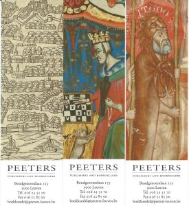 Boekenleggers Peeters Leuven. Anjou Bijbel.
