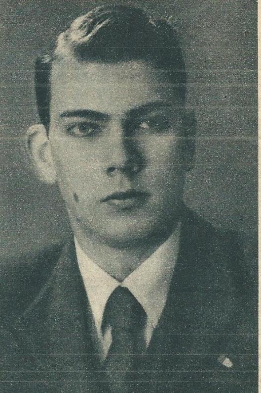 Portret van Han(s) Bierhuijs
