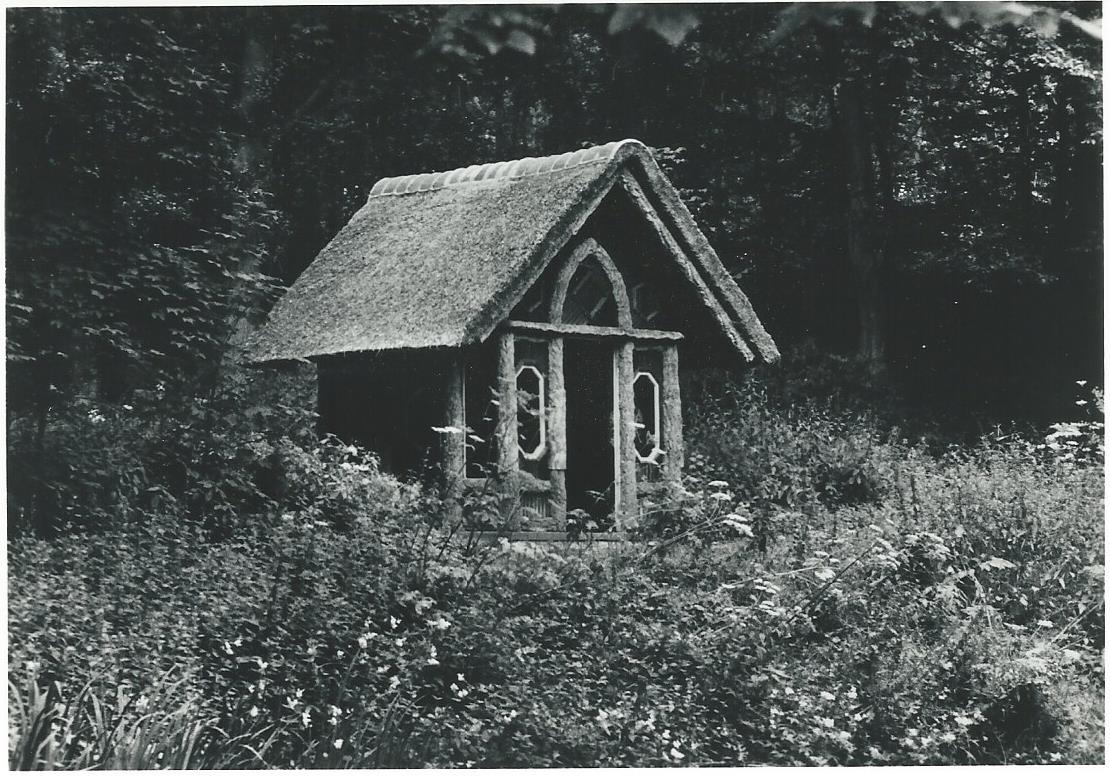 Tuinhuisje Elswout (Harm Botman; Ons Bloemendaal, 1984)