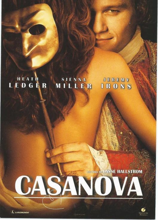 Ptomotiekaart Cinema 23 de Venetiaanse avonturen van Casanova