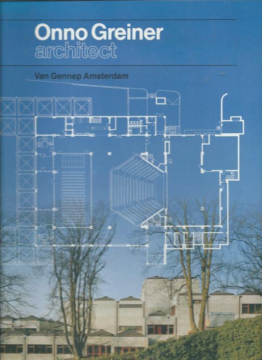 Over architect Onno Greiner verscheen in 1985 een boekwerk van Marc van der Marck bij uitgeverij Van Gennep, Amsterdam