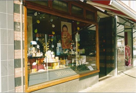 Kiebert Reformwinkel, Binnenweg 119 (foto Cees Peper)