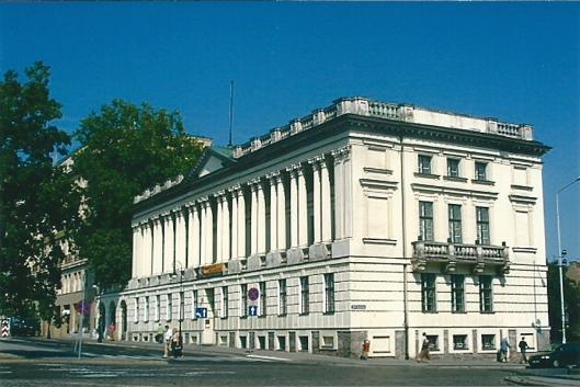 De prachtvolle bibliotheek van graaf Raczynski in Poznan (Posen)