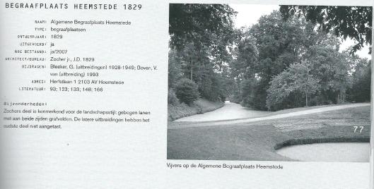Uit: J.D.Zocher jr. 1791-1870 atchitect en tuinarchitecht; door Josi Smit m.m.v. Radboud van Beekum. Rotterdam, 2008