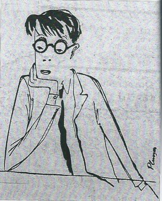 Plúvier (ps. van Maria/Miriam Güde): 'Student op kamers', in: Elseviers Weekblad van 29 september 1956. Met het oog op de veiling van een correspondentie bij Van Gendt onthulde journalist/biograaf dr. Hans Renders de jarenlange relatie van G.B. met de illustratrice.