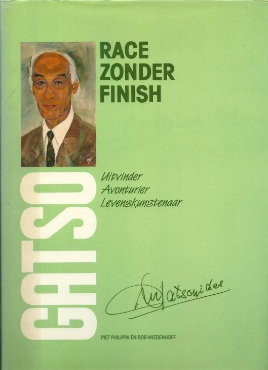In 1990 kwam een Nederlandstalige uitgave over Maus Gatsonides op de markt van Piet Philippa en Rob Wiedenhoff.