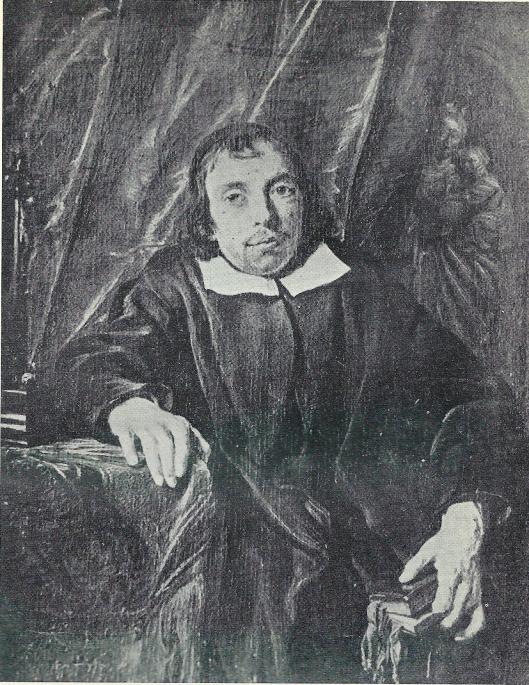 Portret van Joan Albert Ban (1597-circa 1644), toegeschreven aan Jan de Bray