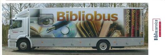 Bladwijzer van bibliobus Graafschap (Barchem, Harfsen, Almen, Epse), 2009