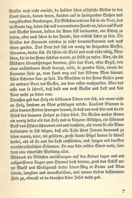 Slot van 'Die drei Jungfrauen von Heemstede' door Wilhelm Schmidtborn