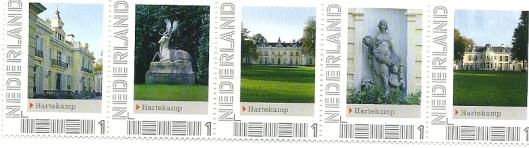 Postzegelvel Hartekamp (2012)