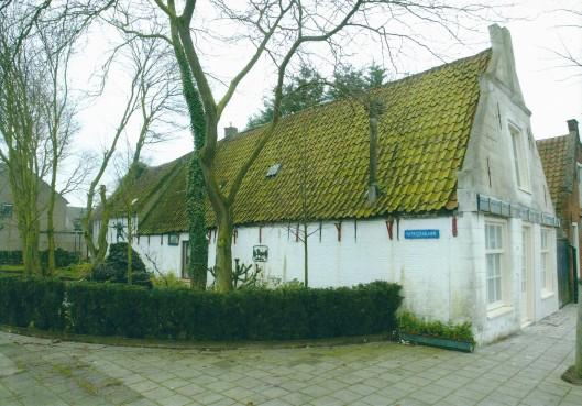 Het oudste pand in de Glip ligt op de hoek van de Glipperweg en Patrijzenlaan en had in vroeger tijd een functie als bakkerij.