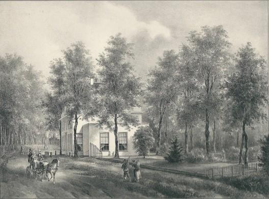 Kennemeroord. P.J.Lutgers, circa 1842