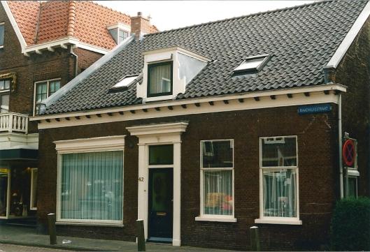 Raadhuisstraat 42 (foto Olga van de Klooster)