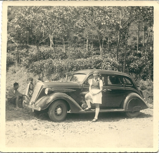 Mary Pos in Nederlands Oost-Indië, 1939