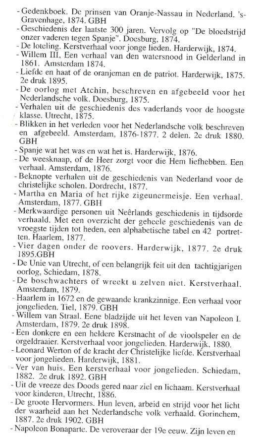 Bibliografie Pieter Vergers (2)