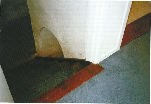 Een mysterieus gewelf in huize Berkenrode, beschreven op de pagina's 172-174.