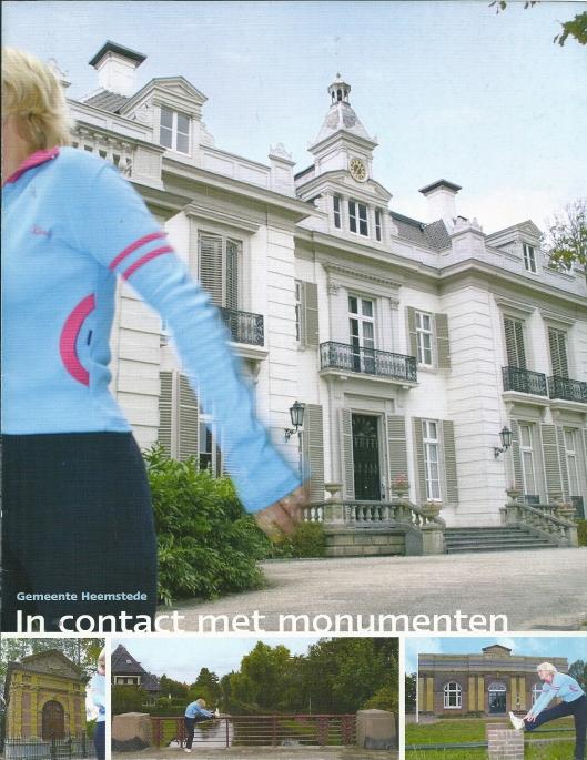Gemeente Heemstede: in contct met monumenten. Z.J. Fotografie Yoshina Davelaar, Haarlem.