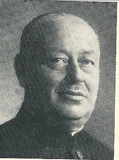 Portret van Broeder F.H.Jonker die mede als besturend broeder een rol van betekenis heeft vervuld binnen het instituut Meer en Bosch