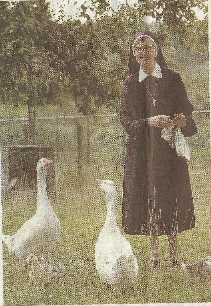Zuster Borromee Bomans 100 jaar (2009); in 2012 (102 jaar ...