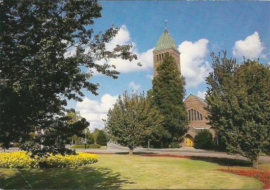R.K.kerk O.L.V.Hemelvaart, Valkenburgerplein Heemstede