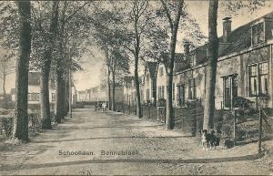 Schoollaan Bennebroek,1946