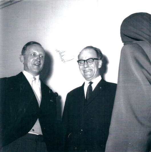 Rechts: Herman Divendal