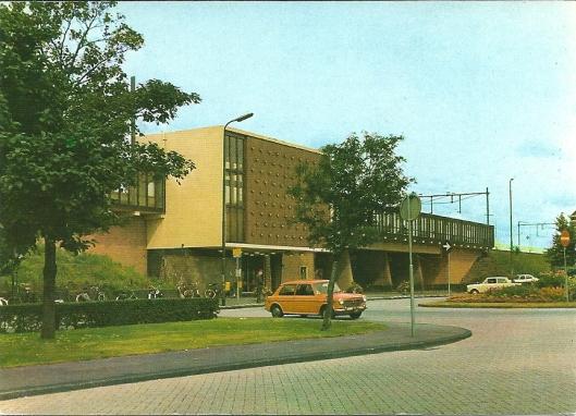 Spoorwegstation He ede-Aerdenhout