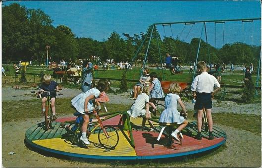 Linnaeushof Bennebroek: speeltuin