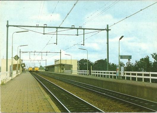 Perrons station Heemstede-Aerdenhout
