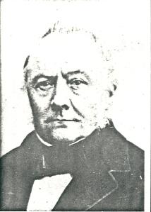 Portret van J.H.J.Sterneberg