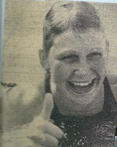 Paula van Eijk in haar HPC-tijd