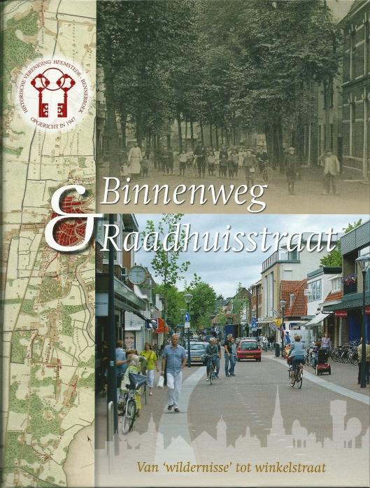 Vooromslag boek Binnenweg & Raadhuisstraat