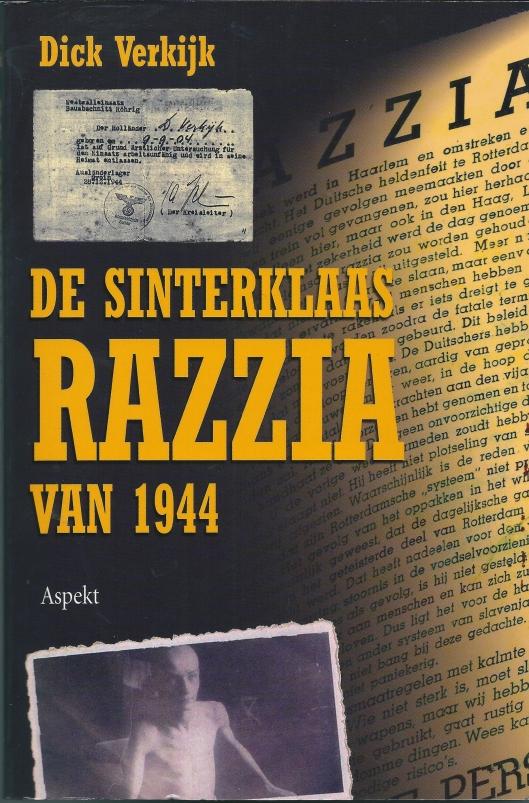 In 1947 verscheen van H.M.Krimp (e.a.) het rapport: Razzia december 1944; waar bleven onze mannen 'Kamp Rees'. Haarlem, 1947. Van J.Krist is het boek: 'De hel van Rees, dwangarbeiderskamp 1946, hérdruk 1989. Meest uitgebreid is het boek van Dick Verkijk: 'De Sinterklaasrazzia van 1944. Uitgeverij Aspekt, 2004.