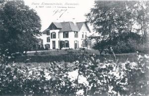 Foto van Kennemerduin uit 1907