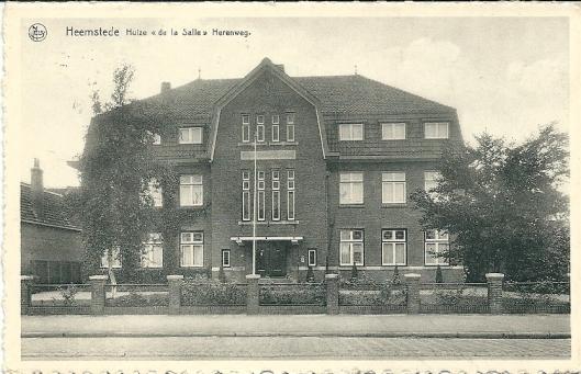 Voormalig kloosterhuis van de Broeders J.B.de la Salle, Herenweg Heemstede