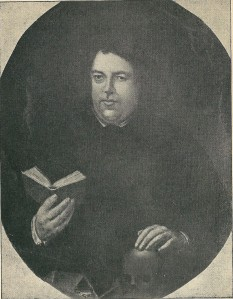 Philipps Cavellier, pastoor van Berkenrode van 10 november 1705 tot 24 augustus 1715 (Pastorie St. Anna, Amsterdam)