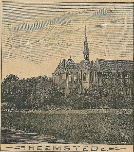 Heemstede, St. Antoniusgesticht. Zondagsblad, 10 mei 1909