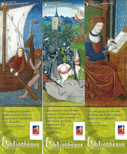 Vervolg: Bibliothèque Municipale d'Angers (2)