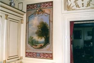 Romantisch tafereel in historisch pand aan de Binnenweg